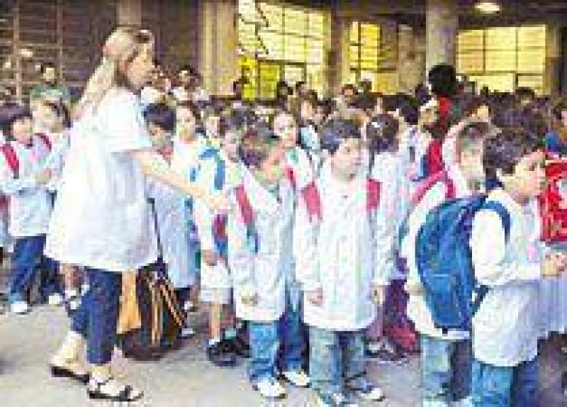La libreta sanitaria volvería en abril a las escuelas santiagueñas