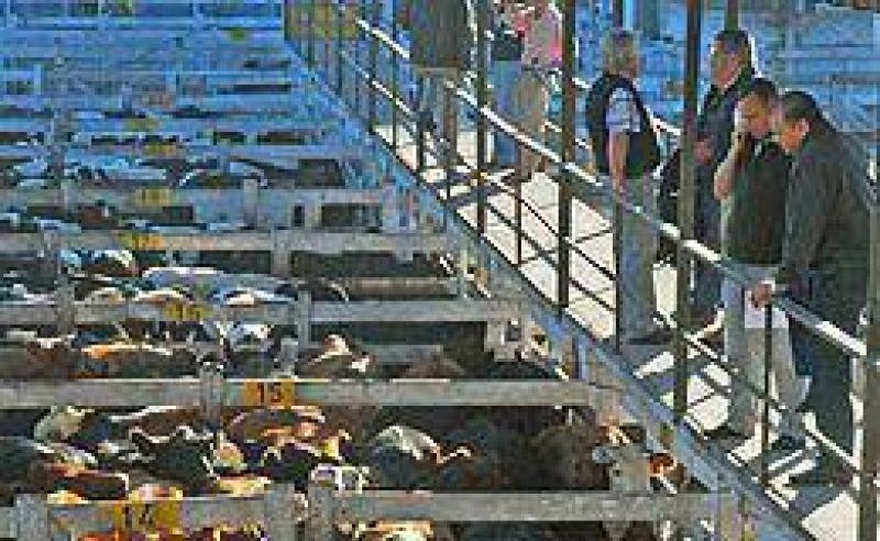 En medio del paro del Campo, suben los precios en Liniers