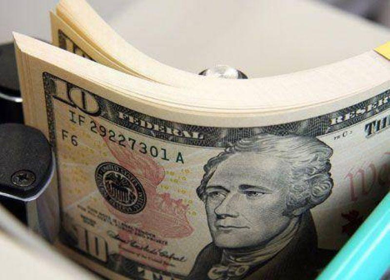 El conflicto del campo empuja al d�lar, que sube a $ 3,55
