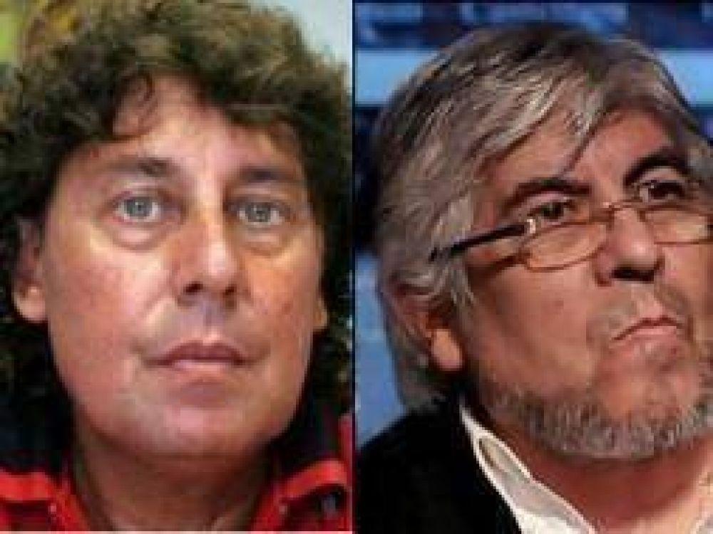 Moyano y Micheli estarán juntos en Junín
