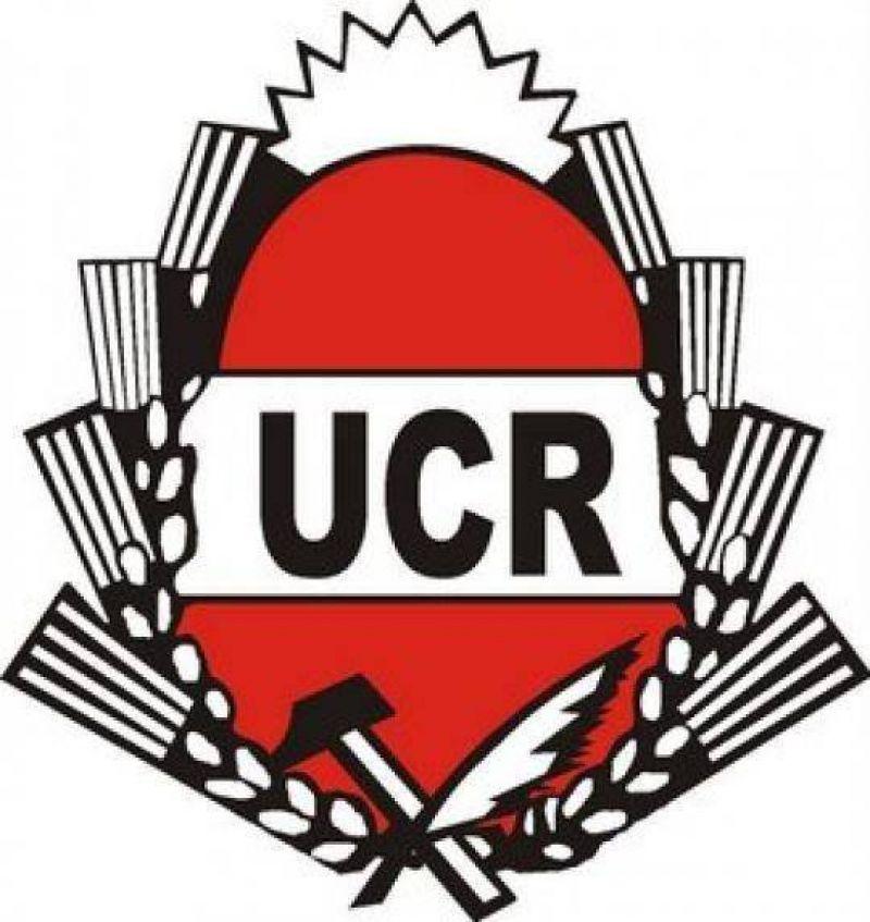 R�o Negro: Para Machado a la conducci�n nacional de la UCR no le interesa ser gobierno en los distritos.