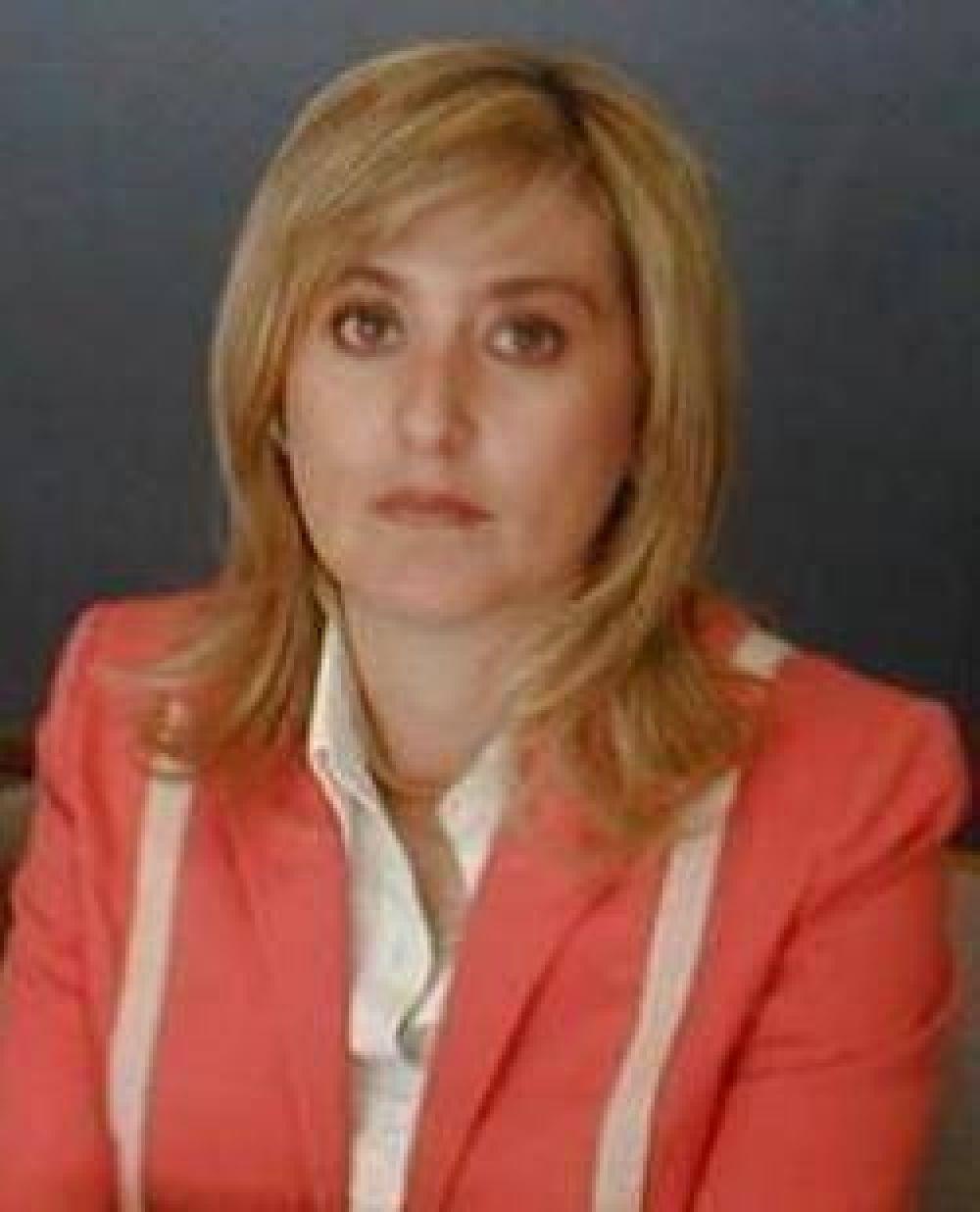 Silvina Acevedo totalmente preparada para las elecciones.