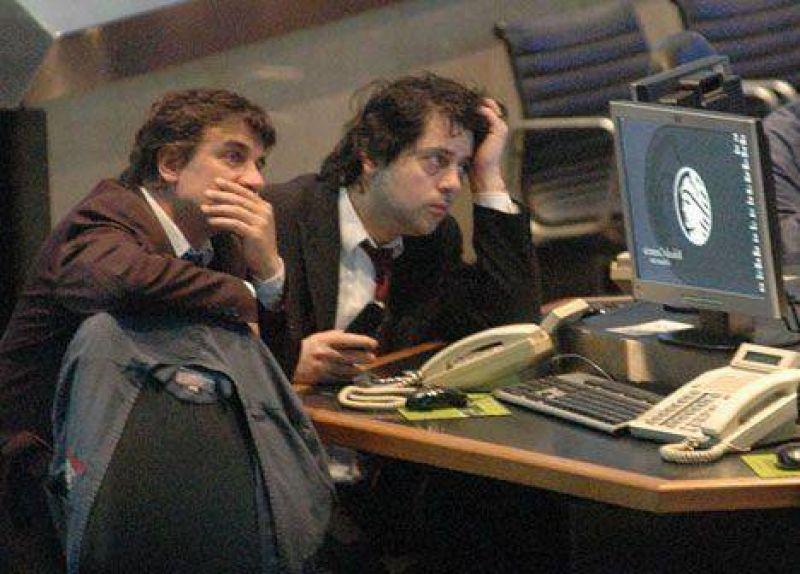 El miedo a una recesión más profunda golpeó al Merval