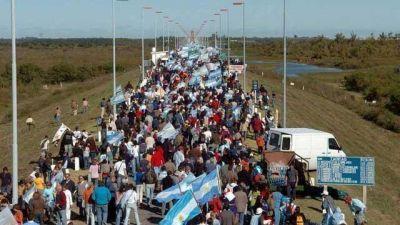 Dictaron el sobreseimiento a asambleístas que protestaron contra Botnia