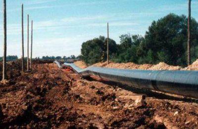 NEA: preocupa la postergación del nuevo gasoducto