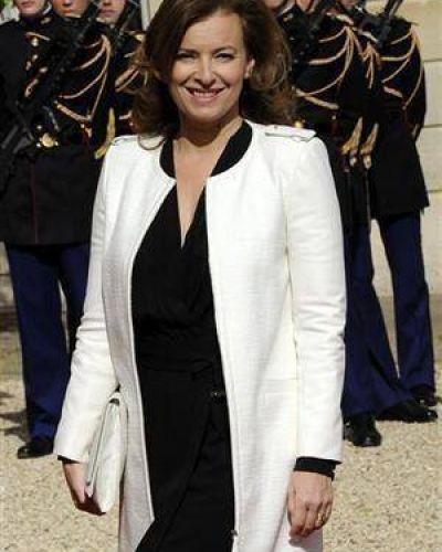 Trierweiler reinventa el papel de la primera dama