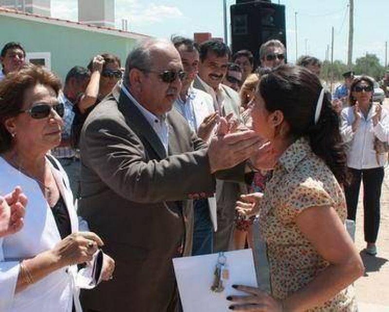 El Gobernador recibirá a Cristina Kirchner.