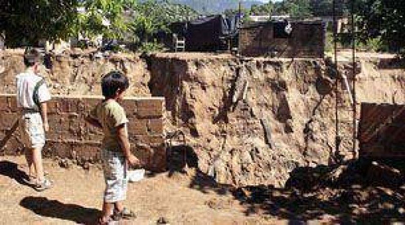 Mañana comenzará la reconstrucción en Tartagal