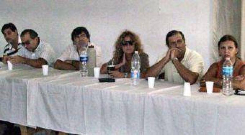 Convergencia Social conformó su Comité de Campaña 2009.