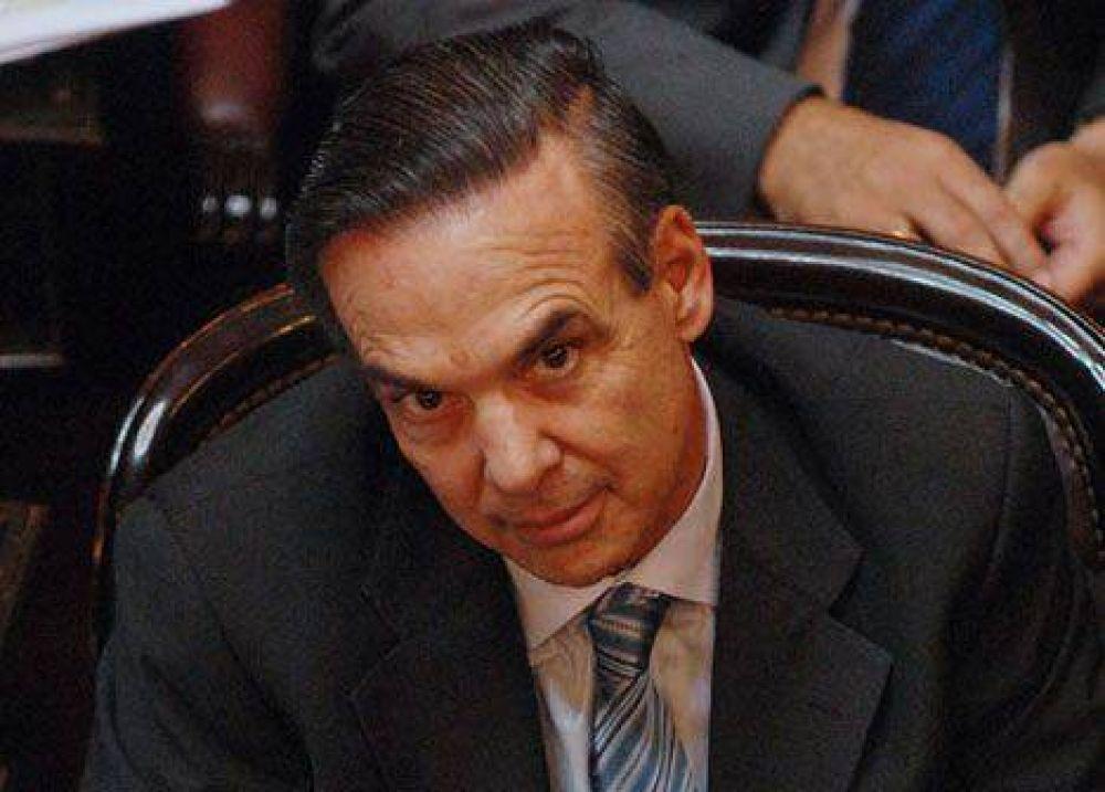 """Pichetto: """"Romero nunca compartió el proyecto del Gobierno"""""""