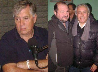 Fernando González no será candidato y el alfonsinismo acordó con Carusso