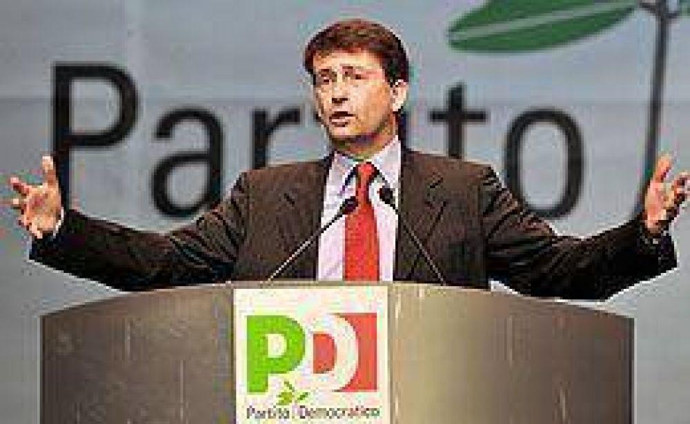 Italia: la izquierda elige a Dario Franceschini como su nuevo líder