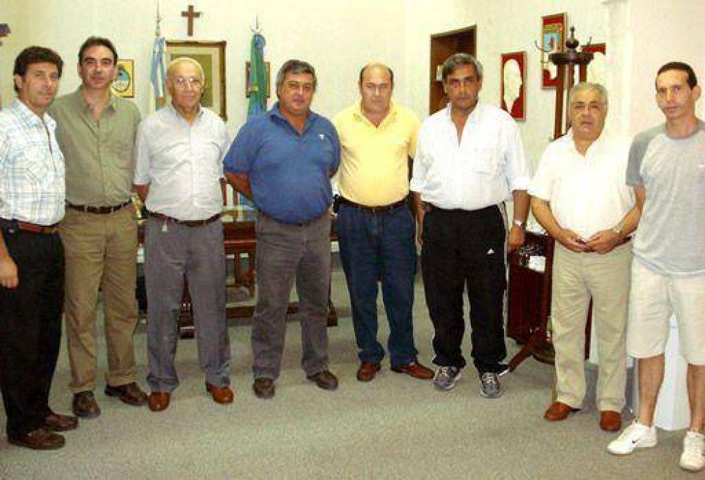 Subsidio para clubes de la Liga Mercedina de Fútbol