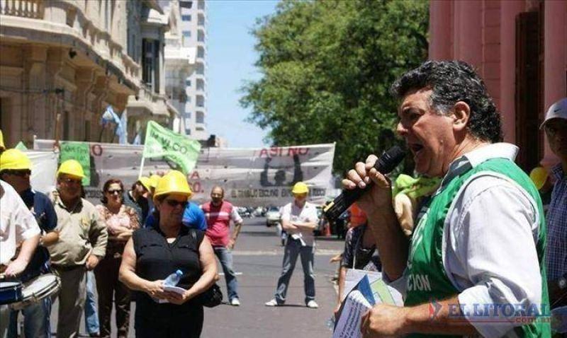 """Gremialistas saldrán a las calles a pedir """"aumento ya"""""""