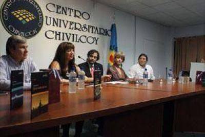 Editorial Municipal Chivilcoy presentó sus primeros cinco libros