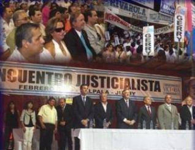 Con miras a las elecciones legislativas 2009.