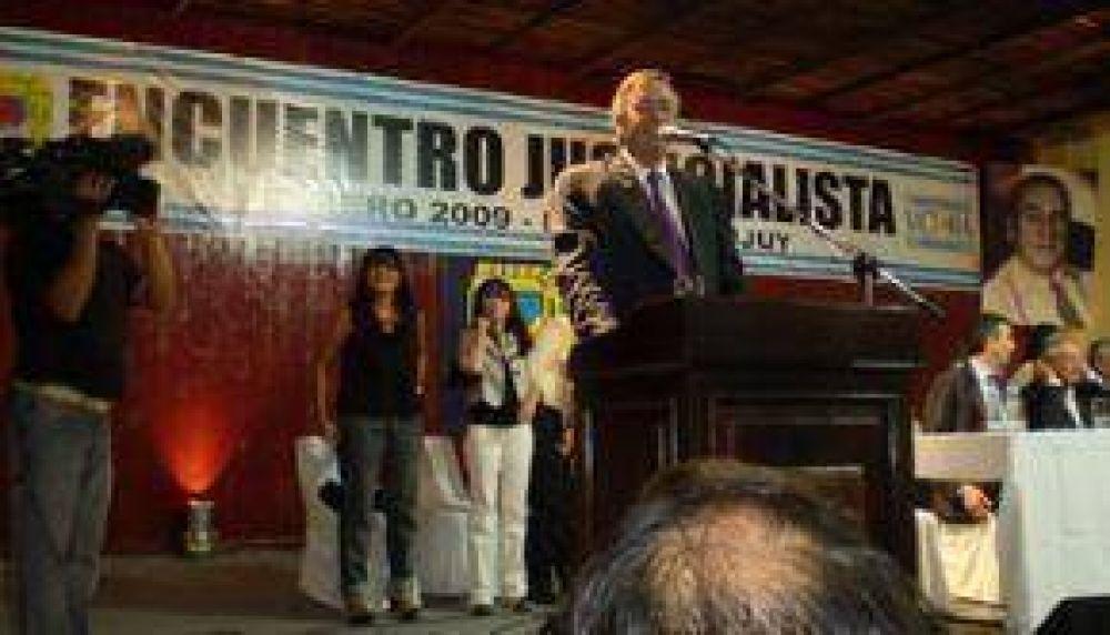 Kirchner vendría a Salta en los primeros días de marzo.