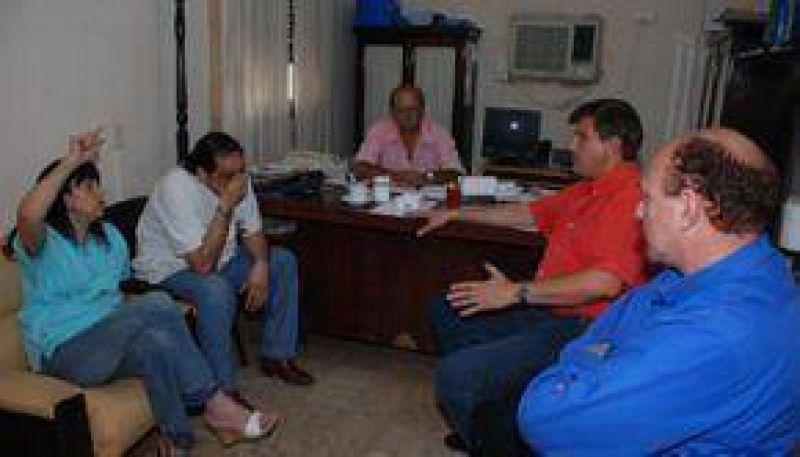 Zottos dijo que los casos de dengue en Tartagal no son consecuencia del alud.