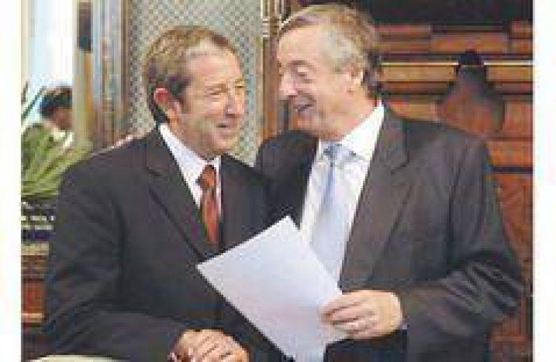 Catamarca será escenario del primer round electoral entre Kirchner y Cobos