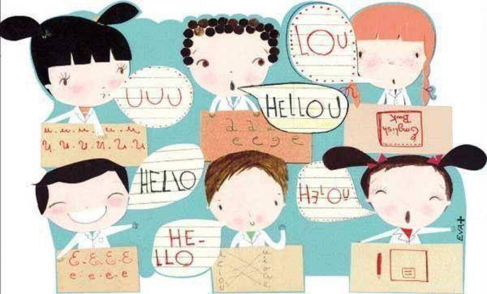 Inglés desde primer grado, la novedad de las escuelas porteñas