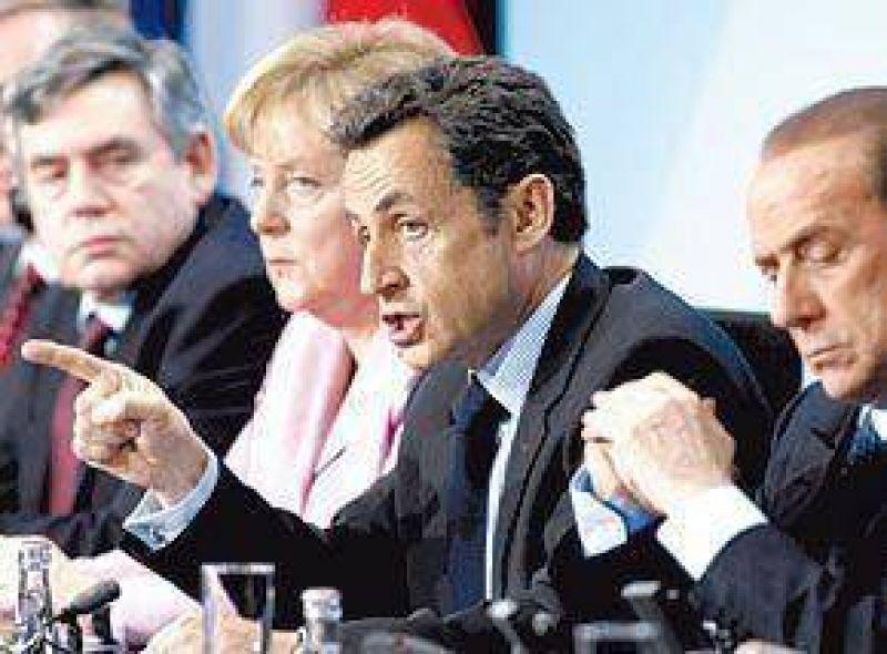 Europa acuerda duras medidas para regular m�s los mercados