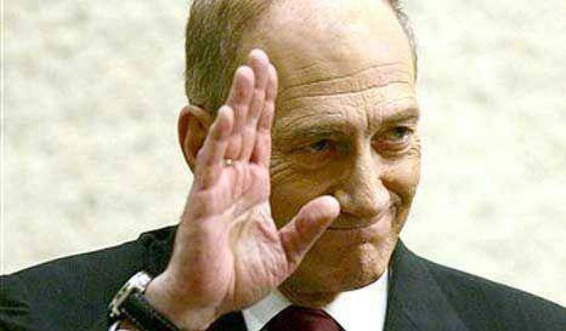 Olmert pide perdón por las burlas a Cristo