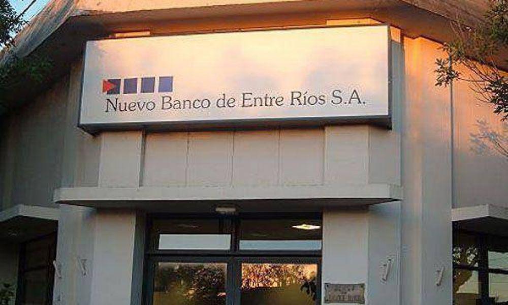 Sucursal bancaria fue tomada por un grupo de ruralistas