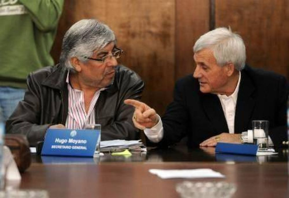 CGT: Carlos Rojas será uno de los electores