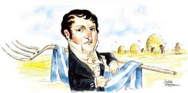 Belgrano, un defensor del campo