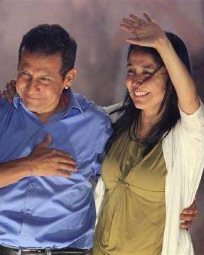 Tras los pasos de Cristina, la primera dama de Perú gana poder