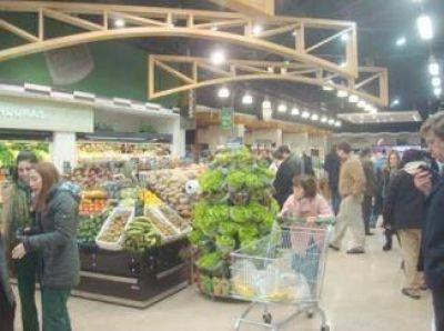 Abrió el Jumbo en Quilmes centro con gran variedad de productos