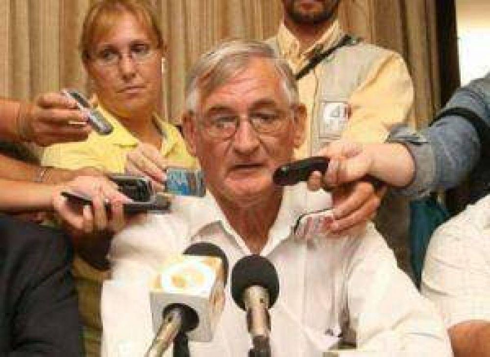 """Paszko: """"Soy un intendente justicialista"""""""
