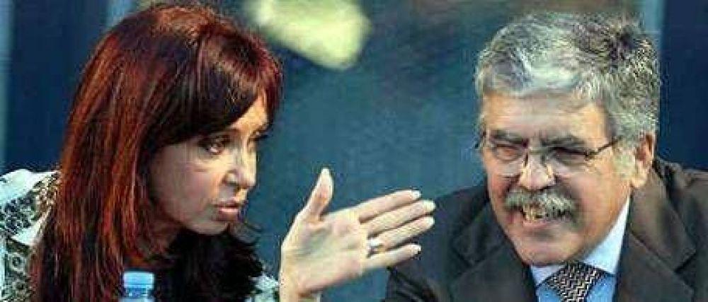 La diaria crítica presidencial al campo fue desde Calzada