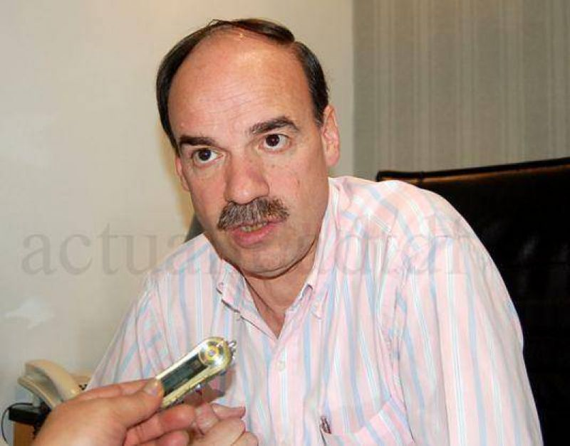 Pablo Blanco sostuvo que detr�s del reclamo de ASOEM hay intereses pol�ticos.