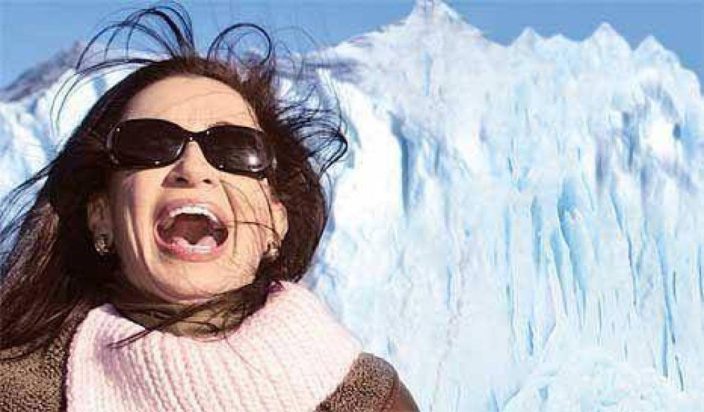 Gobierno insiste en la ley de glaciares
