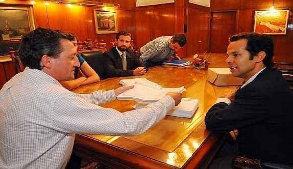 García Díaz elogió a Giacomino y quiere hablar con Juez
