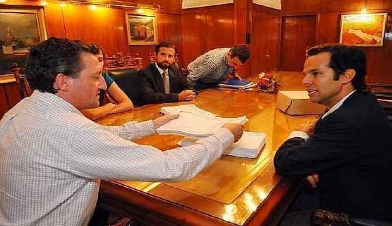 Garc�a D�az elogi� a Giacomino y quiere hablar con Juez