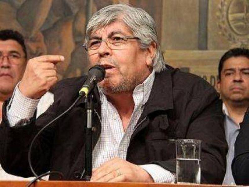 """Moyano arranca con sus marchas y critica a la Presidenta """"se la pasa anunciando cosas que poco le importan a la gente"""""""