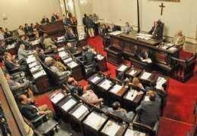 Reina el malestar entre legisladores oficialistas