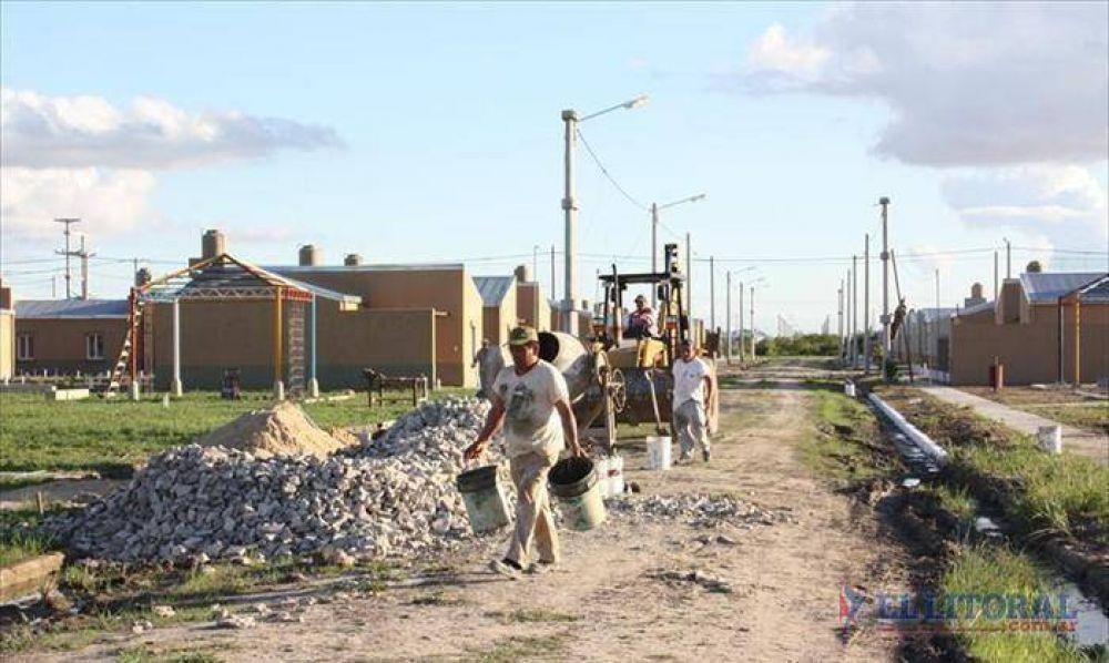 Iniciarían la construcción de las viviendas de la CGT