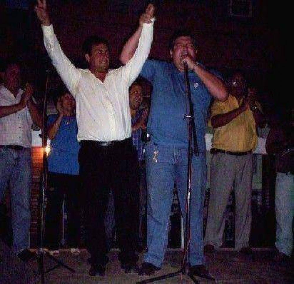 Frente Justicialista para La Victoria inauguró sede en Recreo