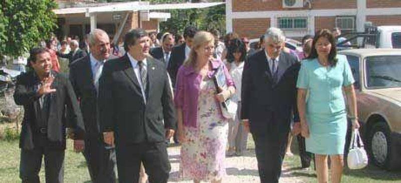 La ministra de Cultura y Educación anunció la creación de varias escuelas para Clorinda