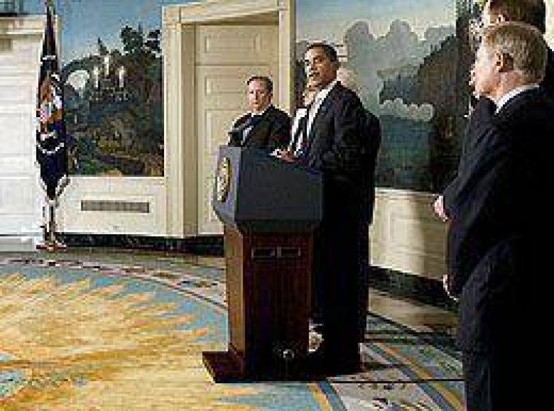 Obama anunciaría en 48 horas el retiro de tropas de Irak