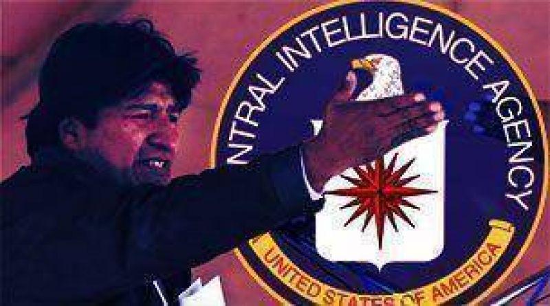 Nuevo cruce entre los EEUU y Evo Morales