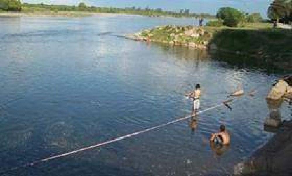 Advierten sobre mayor caudal en el río Dulce