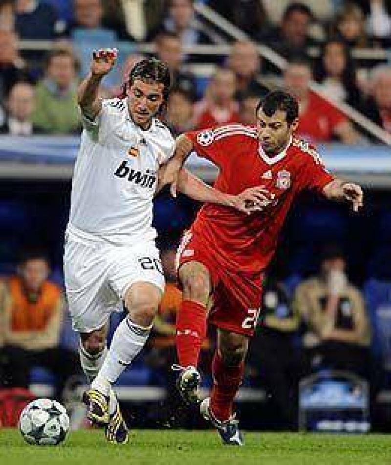 El Liverpool de Mascherano se llevó un gran triunfo del Bernabéu.