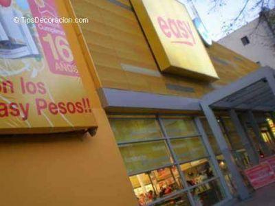 Cencosud estudiaría abrir un centro comercial Easy en Chivilcoy