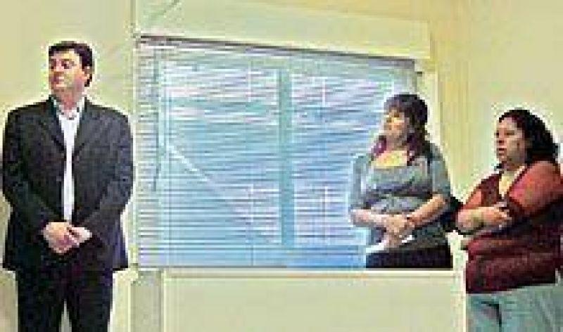 El Hospital de Frías ya tiene su oficina de Registro Civil