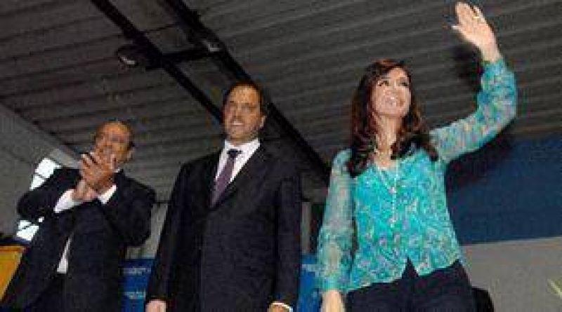 """La Presidente pidió a sectores del campo """"unidad y solidaridad"""""""