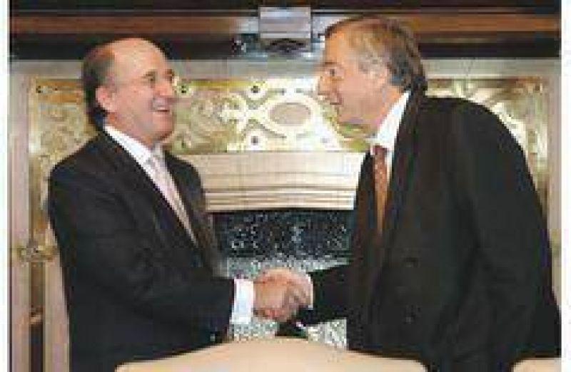 Kirchner quiere que empresarios amigos compren otra parte de la petrolera YPF